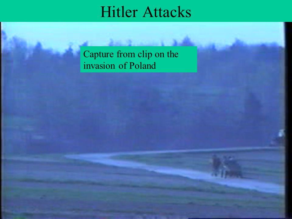 Describe the Invasion of Poland.