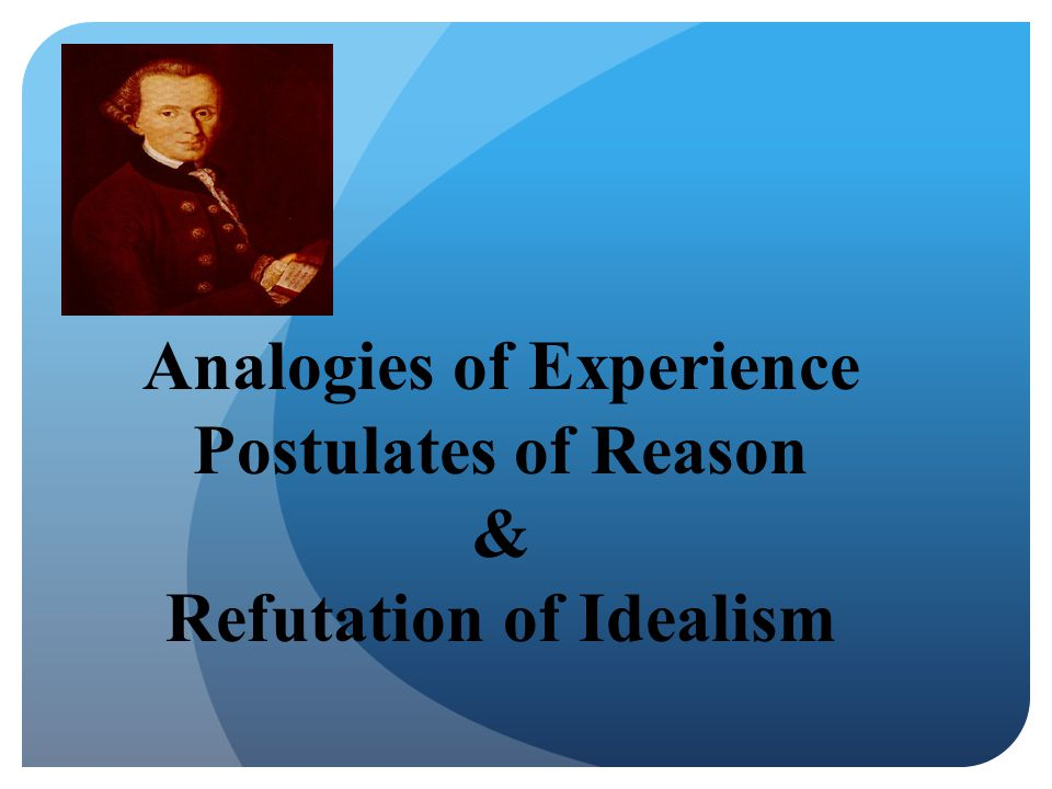 Critique of Pure Reason PrefacesIntroduction Transcendent al Doctrine of Elements First Part Trans.