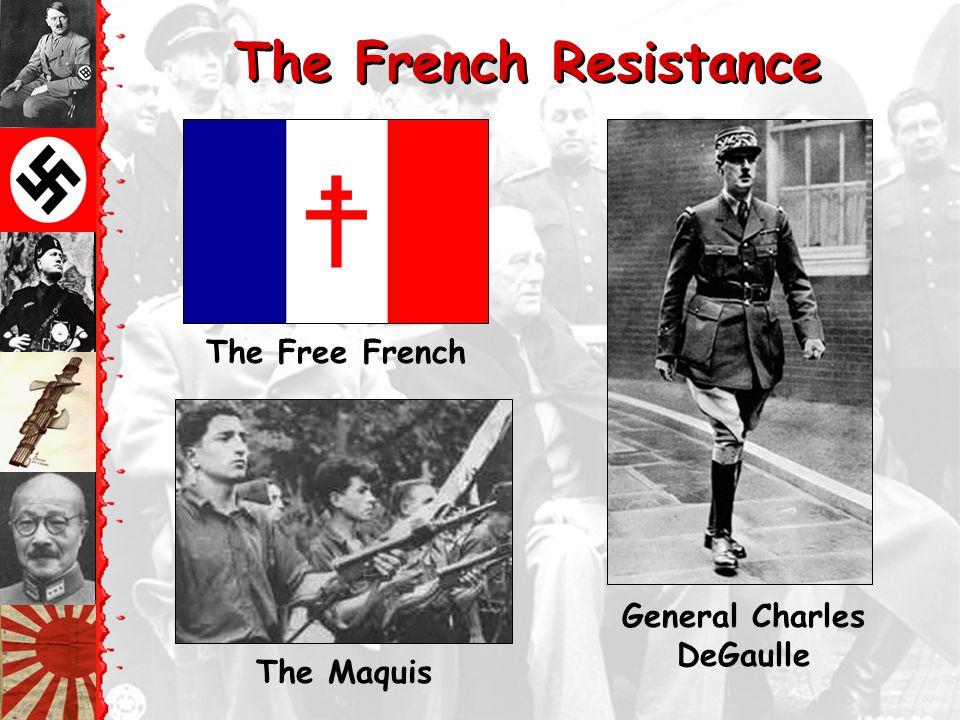 A Divided France Henri Petain