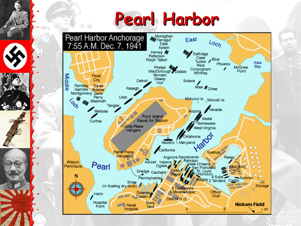Causes of the attack on Pearl Harbor Japan resented threats to its authority.