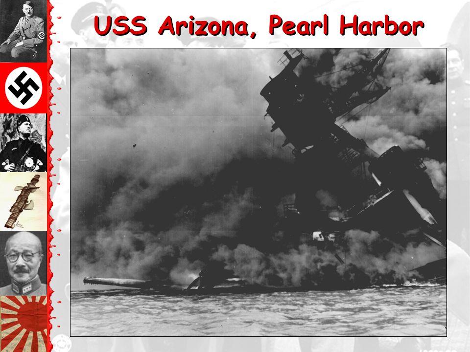President Roosevelt Signs the US Declaration of War