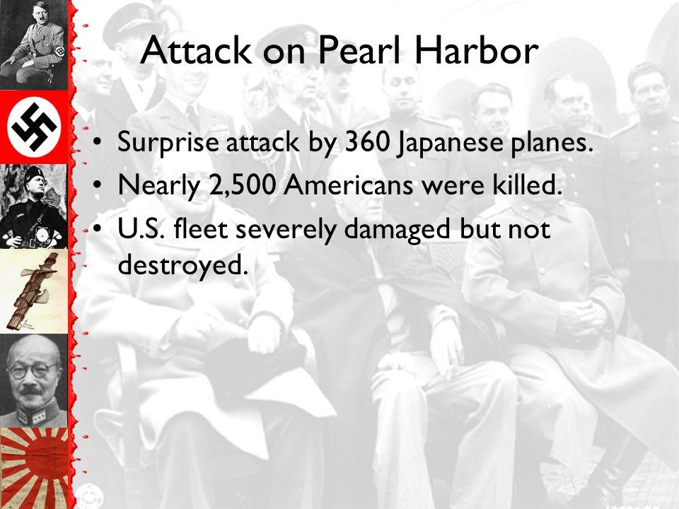 Pearl Harbor Memorial 2,887 Americans Dead!