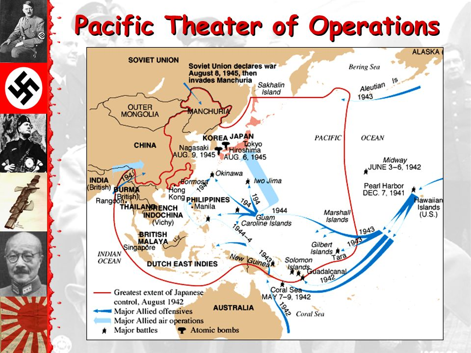 Effects U.S. fleet not operational for 6 months. Americans committed to fight.