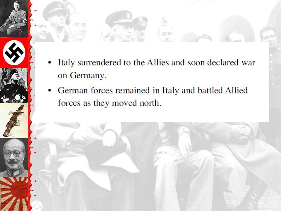 The Battle of Monte Casino: February, 1944
