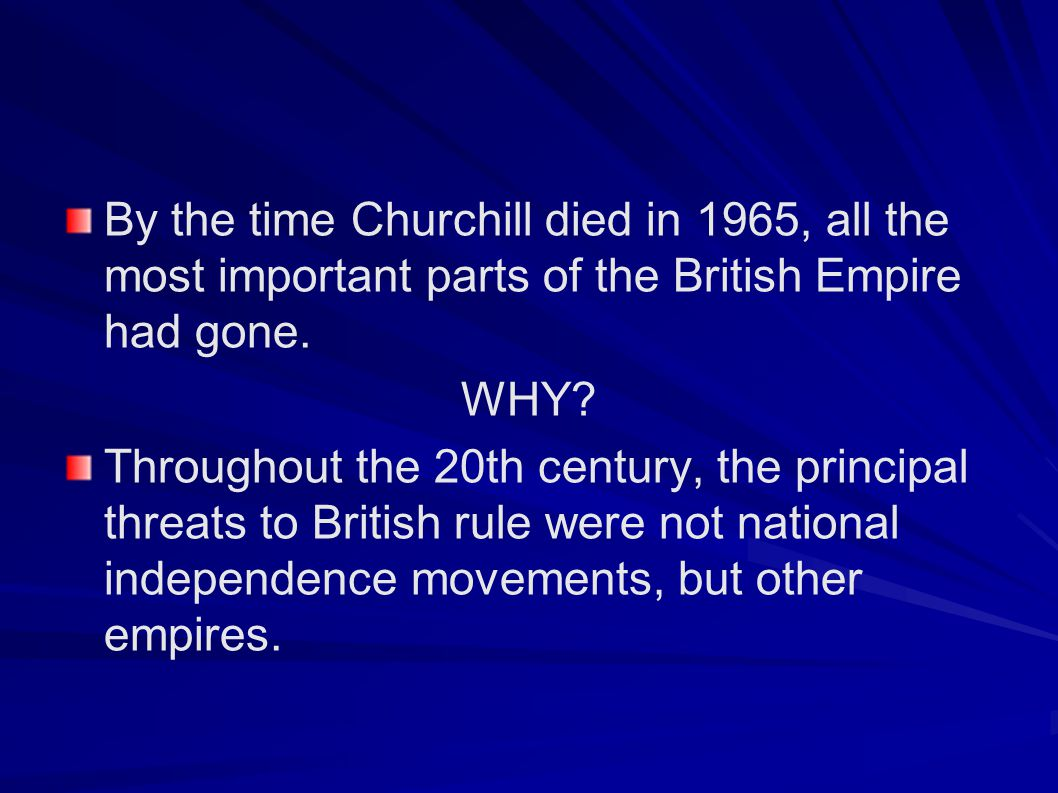 There were degrees of imperialism, and in its brutality towards conquered people Japan s empire went beyond anything the British had ever done.