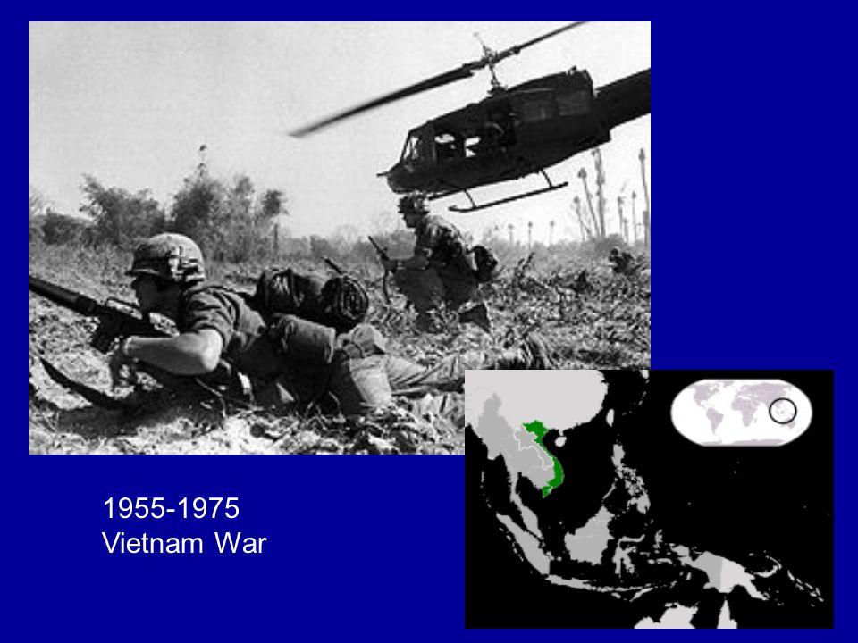 1955-1975 Vietnam War