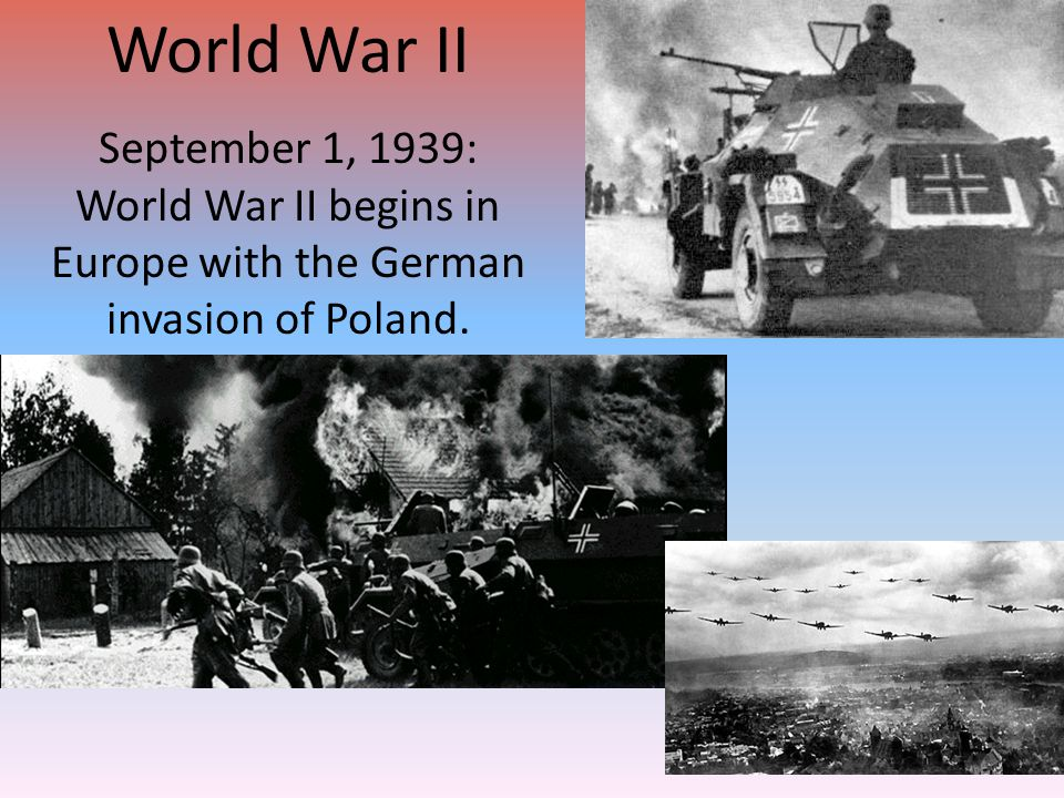 World War II in Europe Chapter 32