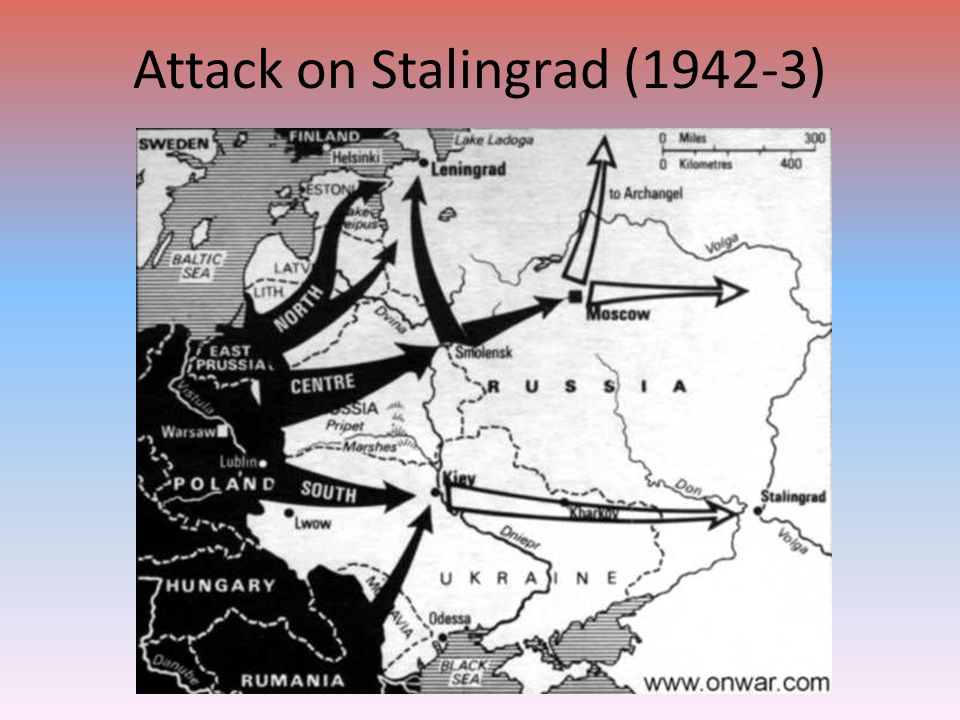Allies Turn the Tide (cont.) Fall of 1942, Germans defeated by Soviets at Stalingrad May of 1943, Germans in North Africa Surrender – Key British figu