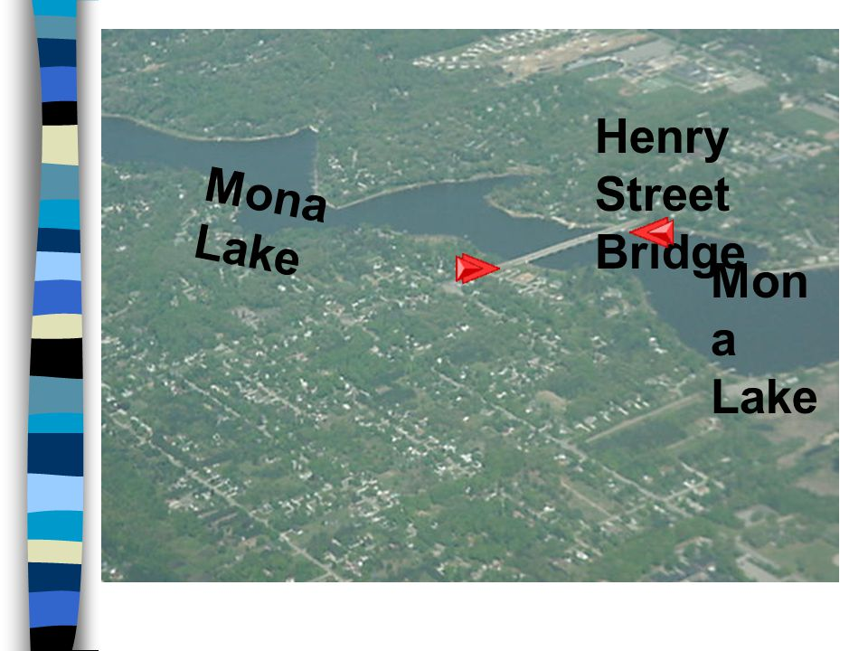Mon a Lake Henry Street Bridge