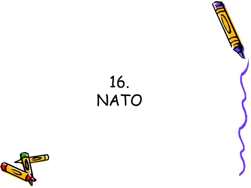 16. NATO