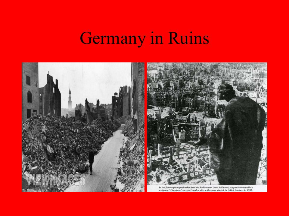 Germany in Ruins