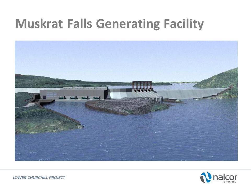 Muskrat Falls Generating Facility