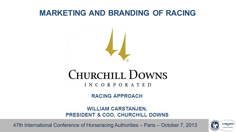 12 Night Racing at Churchill Downs  Thus far, over 450,000 people have attended night racing at Churchill Downs.
