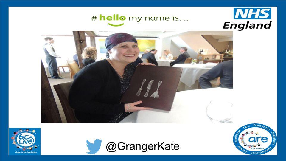 17 April 2013 Derbyshire Healthcare NHS Foundation Trust Opening Ceremony @GrangerKate
