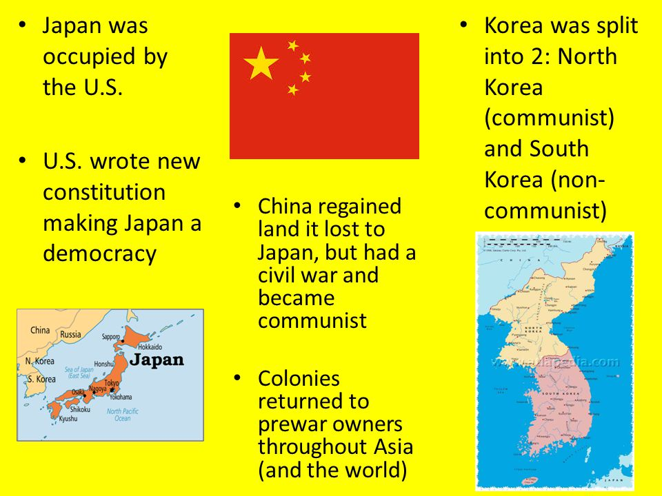 Postwar Asia