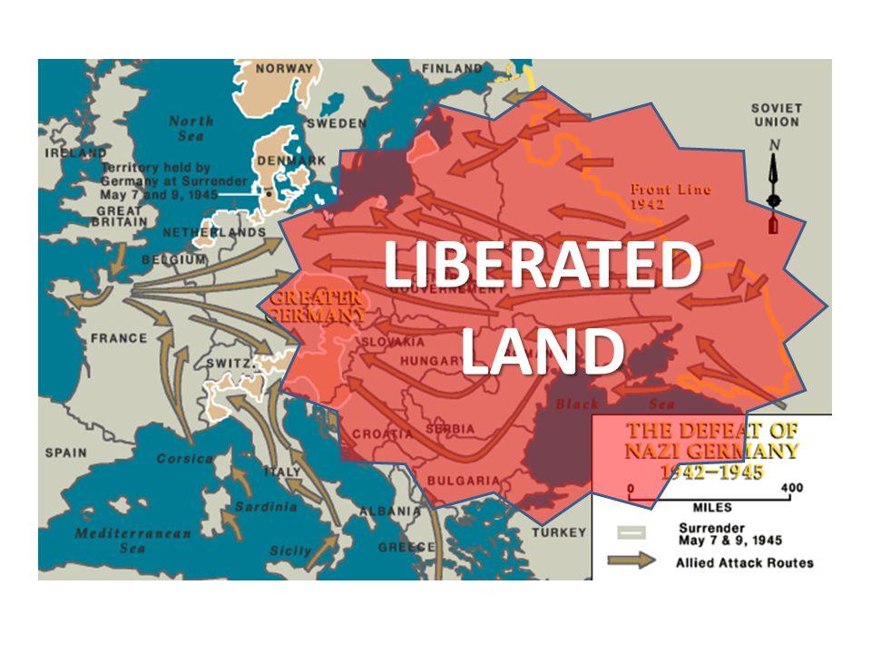 LIBERATED LAND