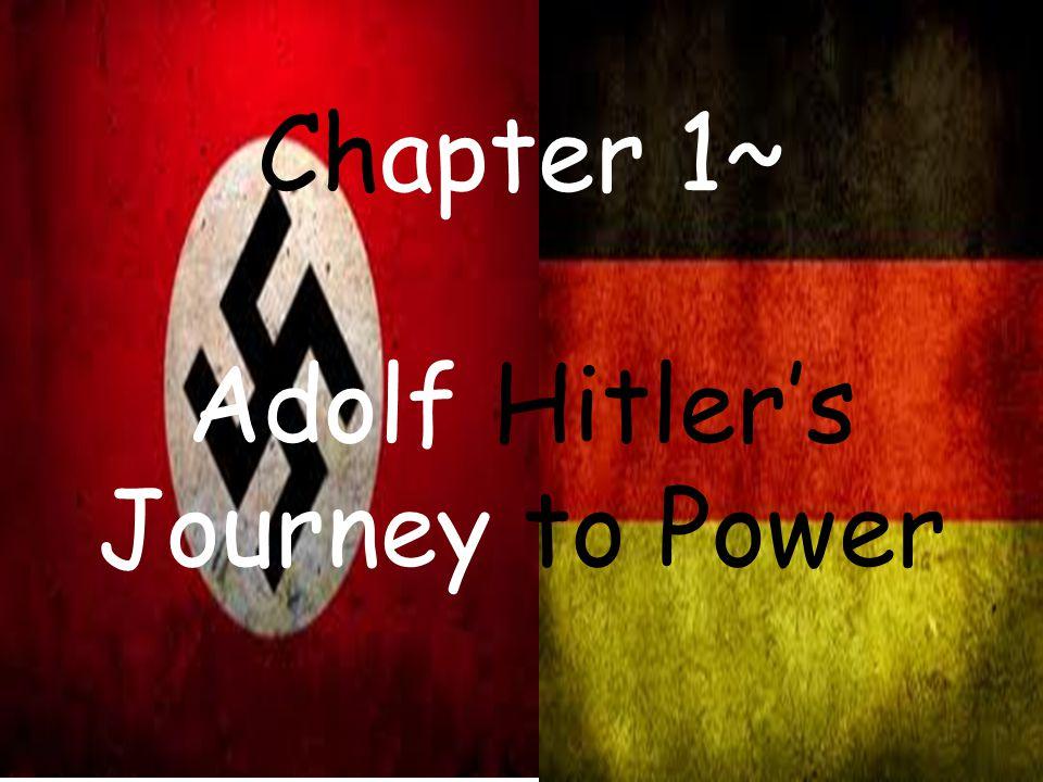 Adolf Hitler was born April 20 th 1889.