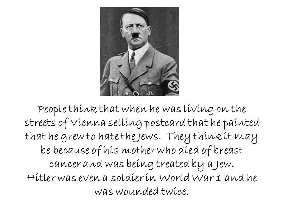 Hitler was brought into power when he was elected chancellor of Germany from 1933 to 1945.