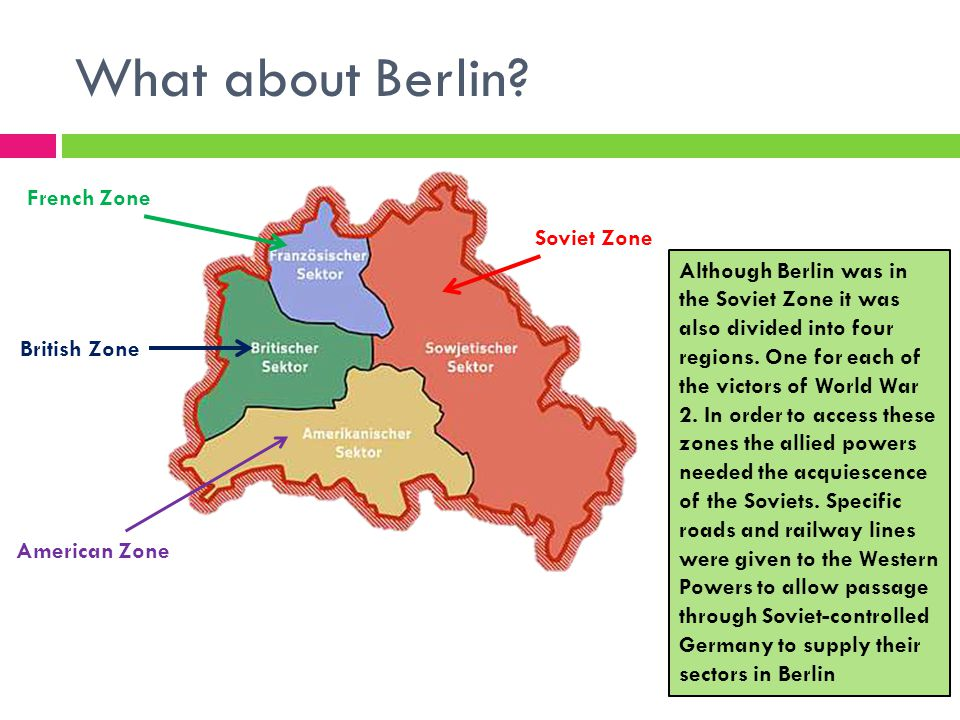 What about Berlin.