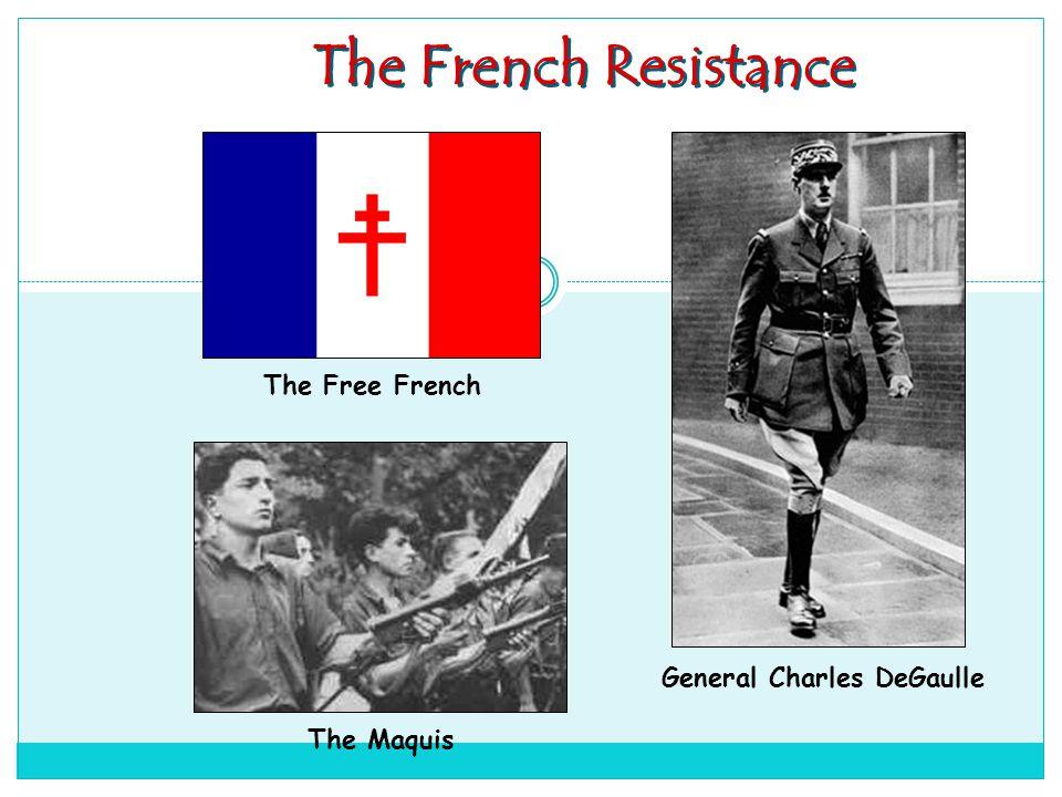 59 FRANCE UNDER GERMAN CONTROL