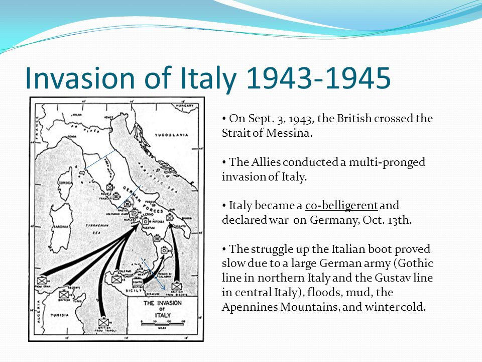 Fall of Rome: June 4, 1944 In World War II, Churchill thought he could keep casualties down by attacking Germany through the soft underbelly of Italy.