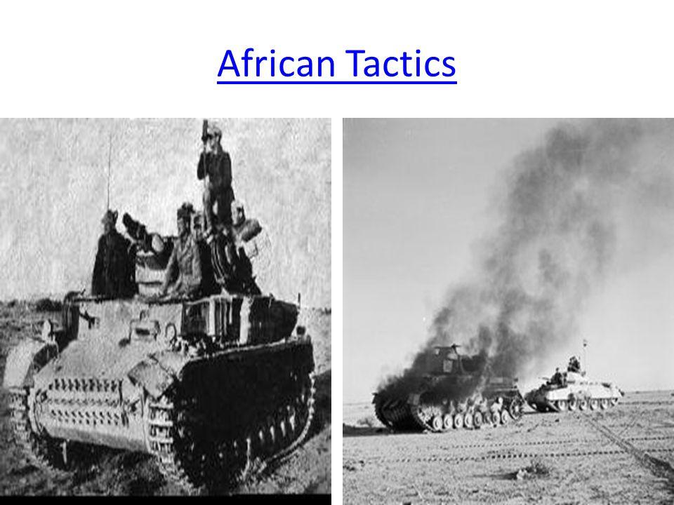 African Tactics