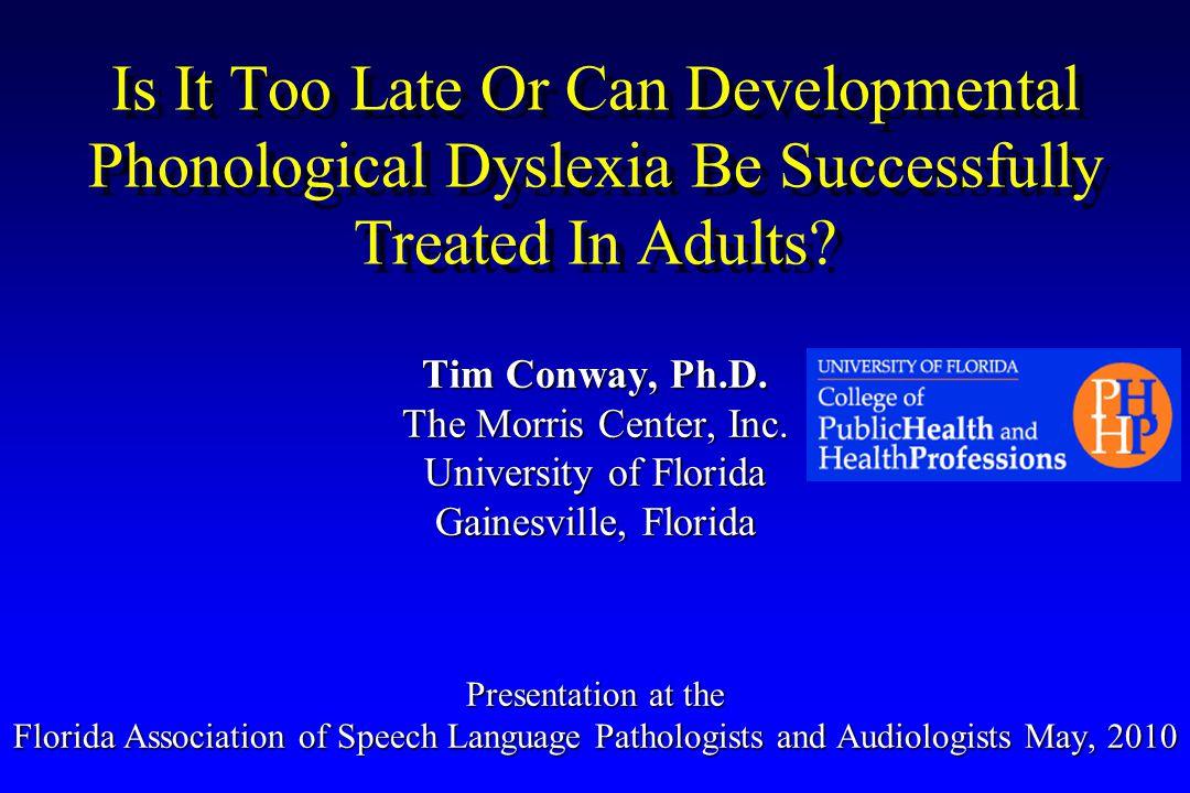 Case Study - Assessment Findings u Attention u ADHD-Inattentive u Language u Phonological u Reading u Writing u Spelling u Written comprehension u Expression.