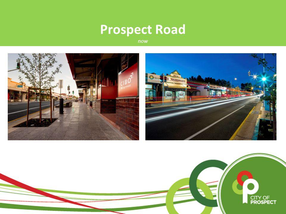 Prospect Road now
