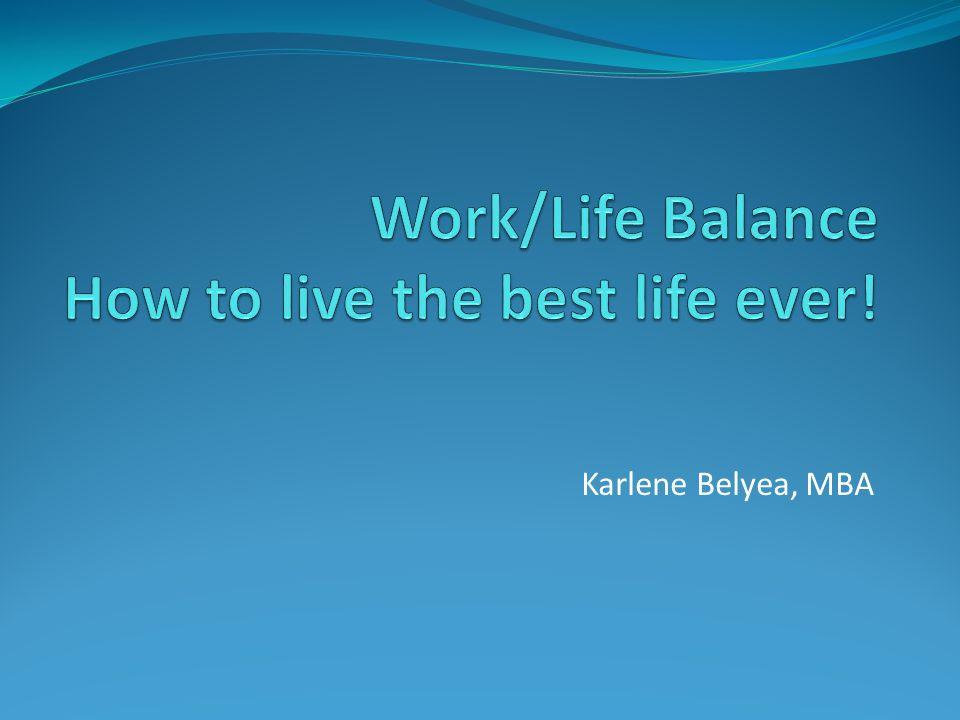 Karlene Belyea, MBA