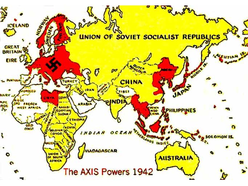 Supporting Stalin FDR and the United States began sending lend-lease aid to the Soviet Union Some Americans opposed sending aid to a communist country Churchill: If Hitler invaded Hell, the British would be allies with the Devil