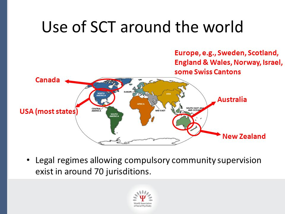 What does having an SCT mean.