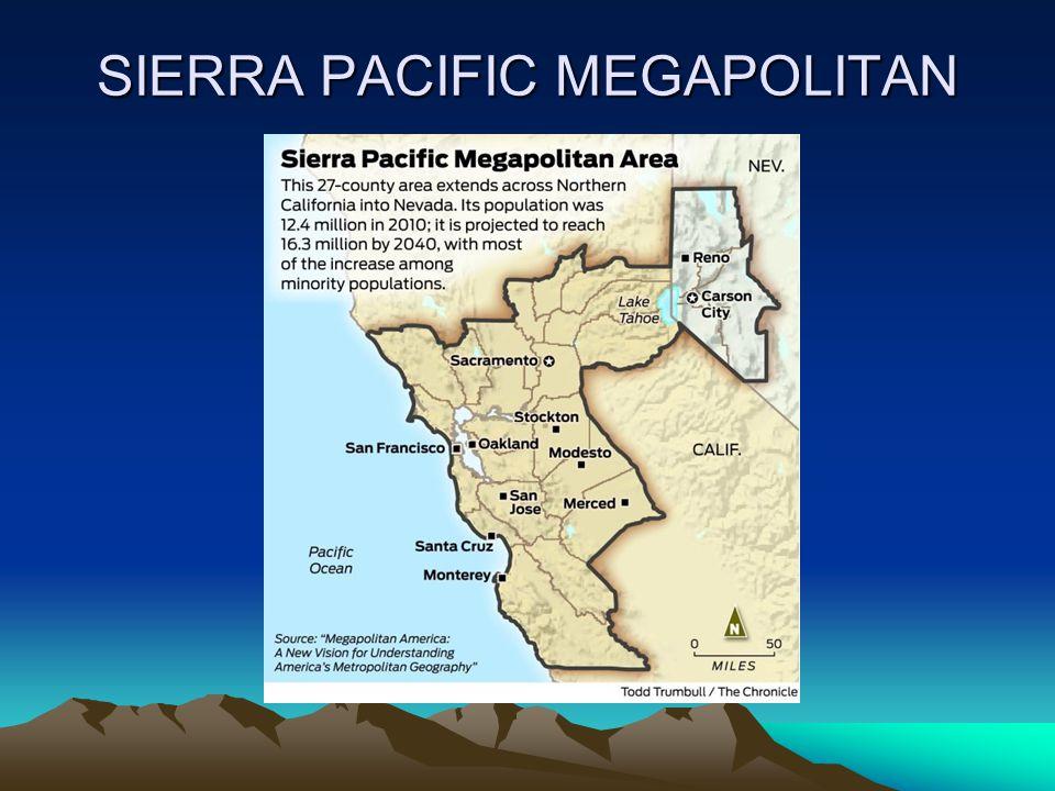 SIERRA PACIFIC MEGAPOLITAN