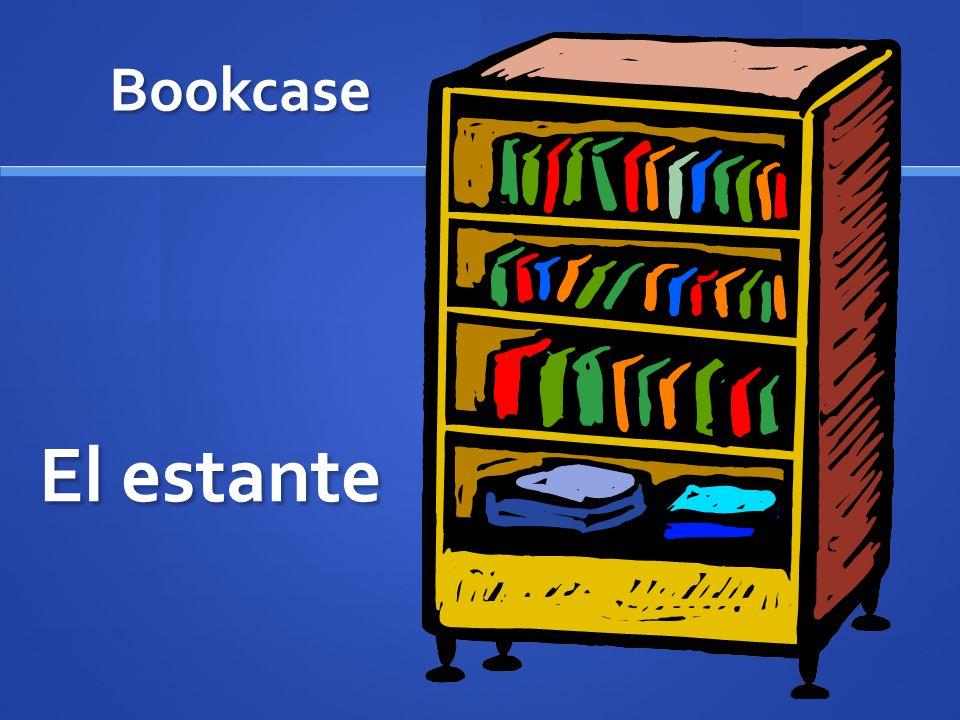 Bookcase El estante