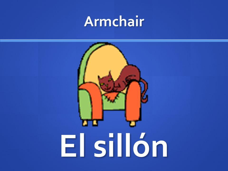 Armchair El sillón