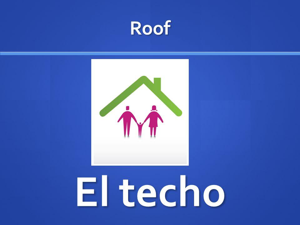 Roof El techo