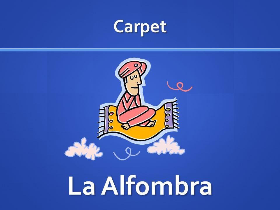 Carpet La Alfombra