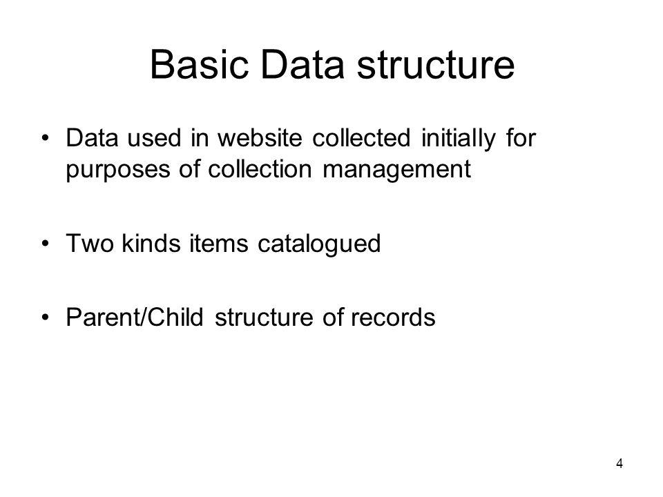 5 Parent record Child records