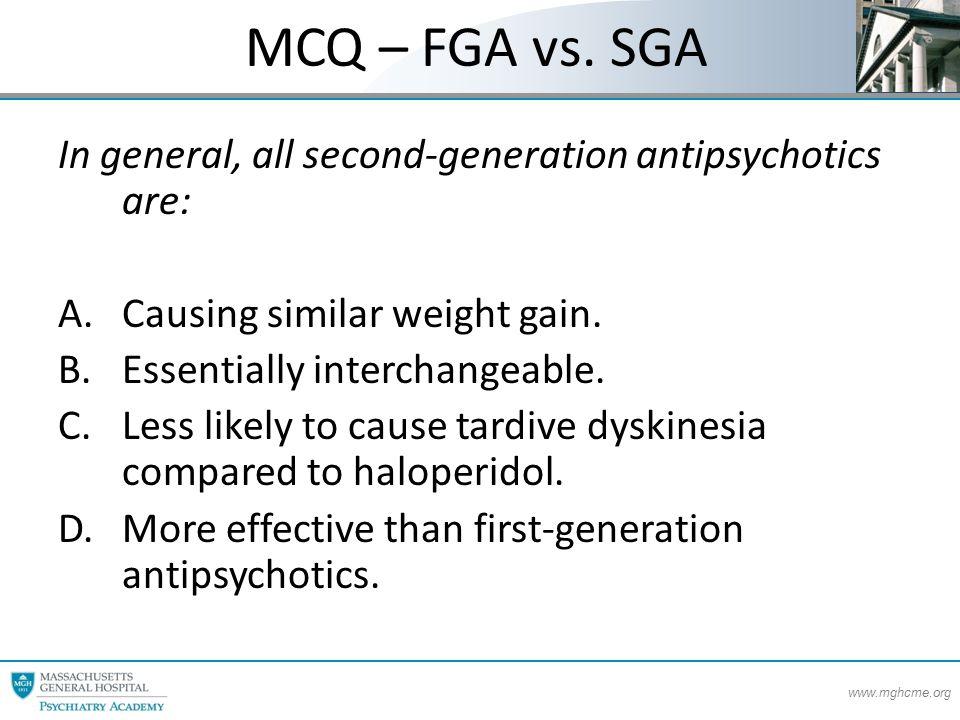 www.mghcme.org MCQ – FGA vs.