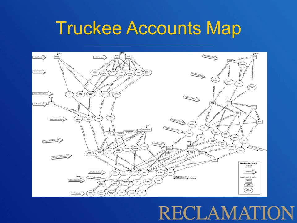 Truckee Accounts Map