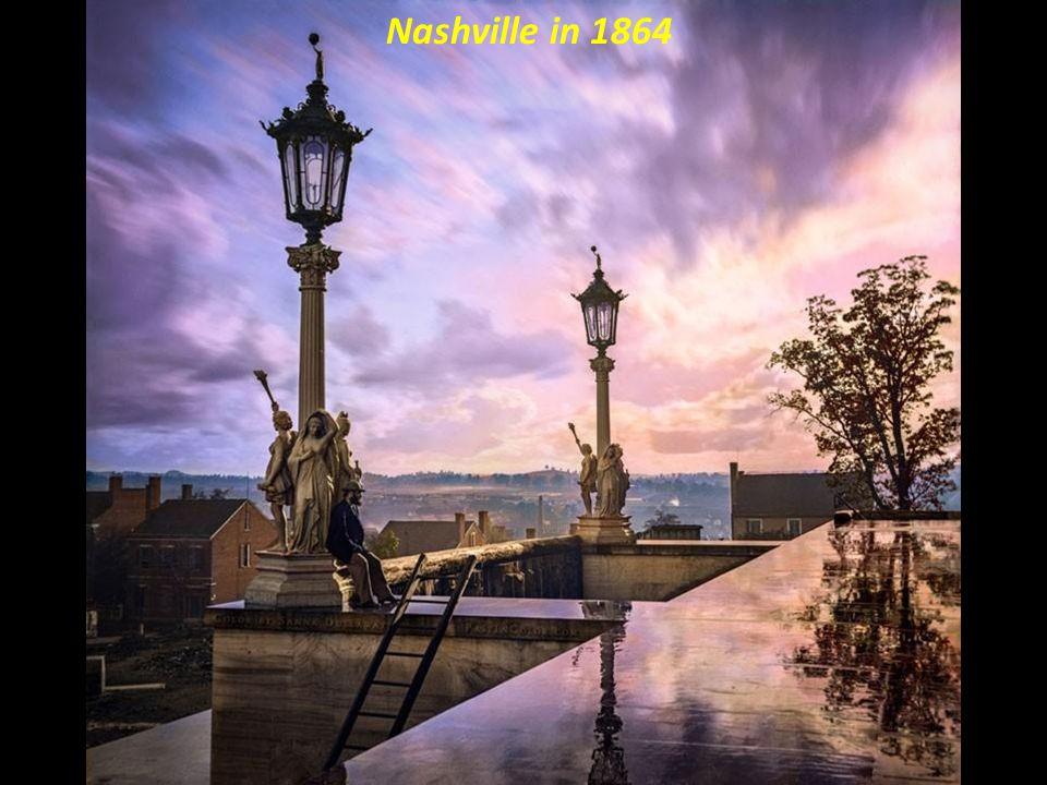 Nashville in 1864