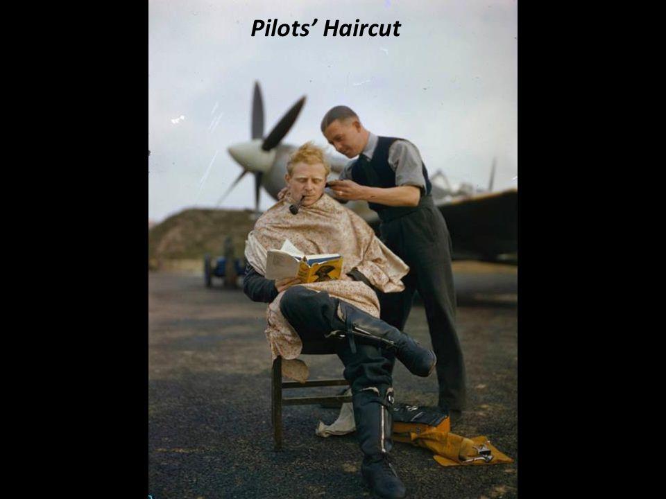 Pilots' Haircut