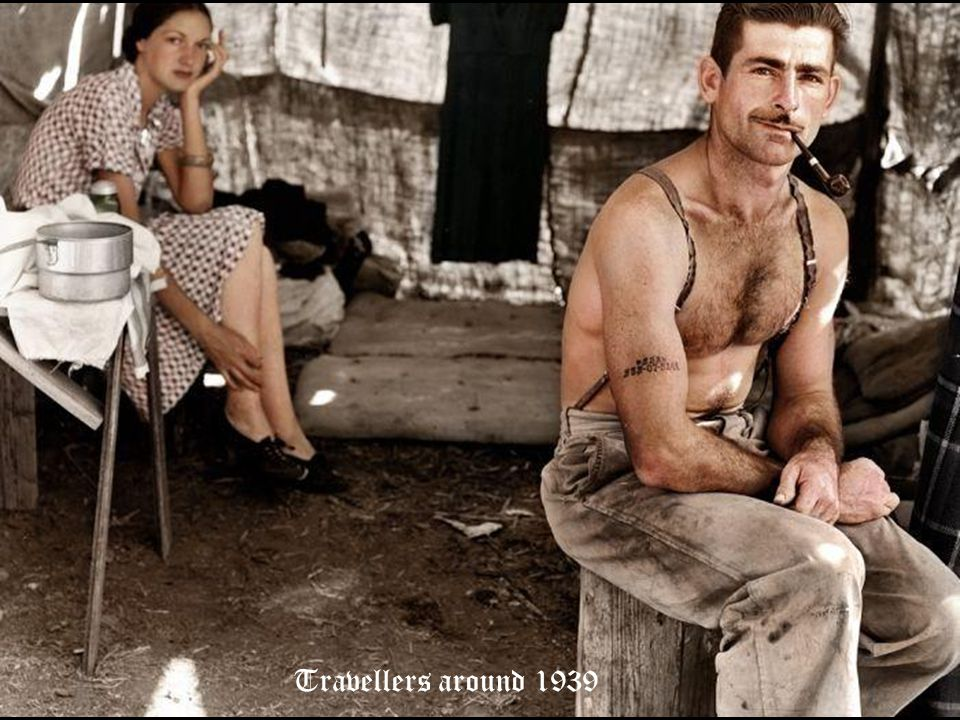 Travellers around 1939
