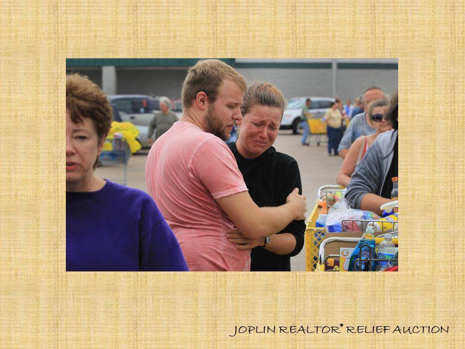JOPLIN REALTOR® RELIEF AUCTION
