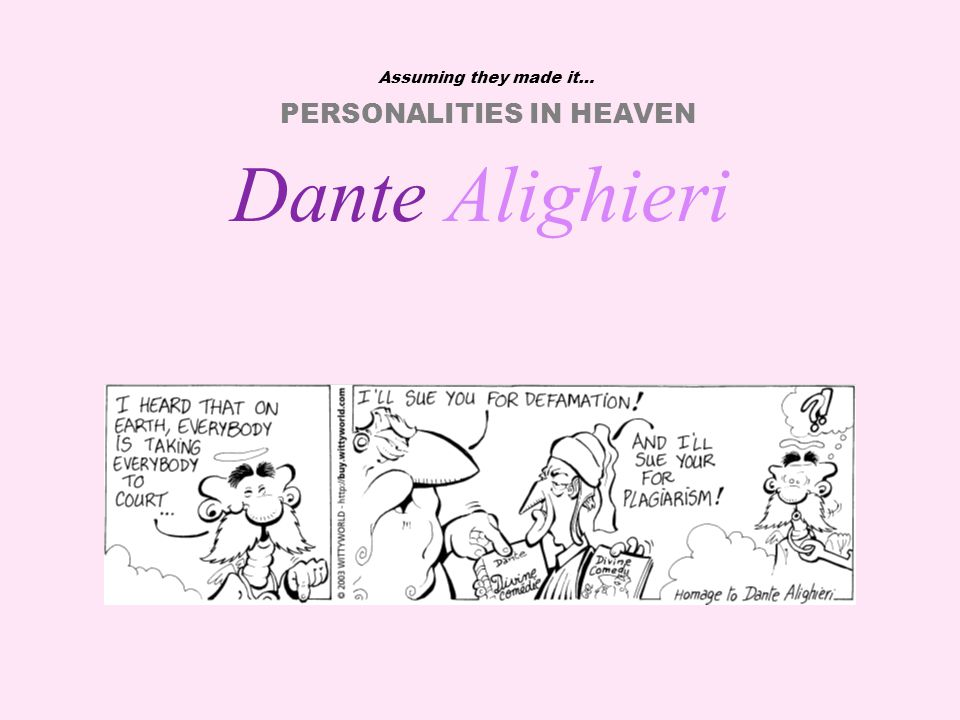 PERSONALITIES IN HEAVEN Marilyn Monroe Assuming they made it…