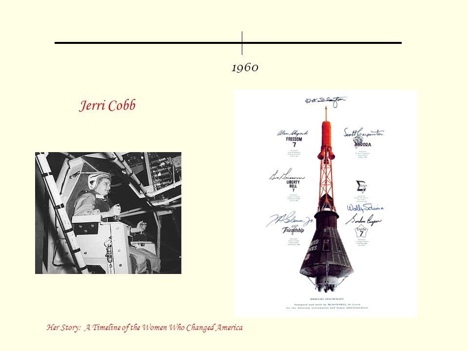 1960 Jerri Cobb