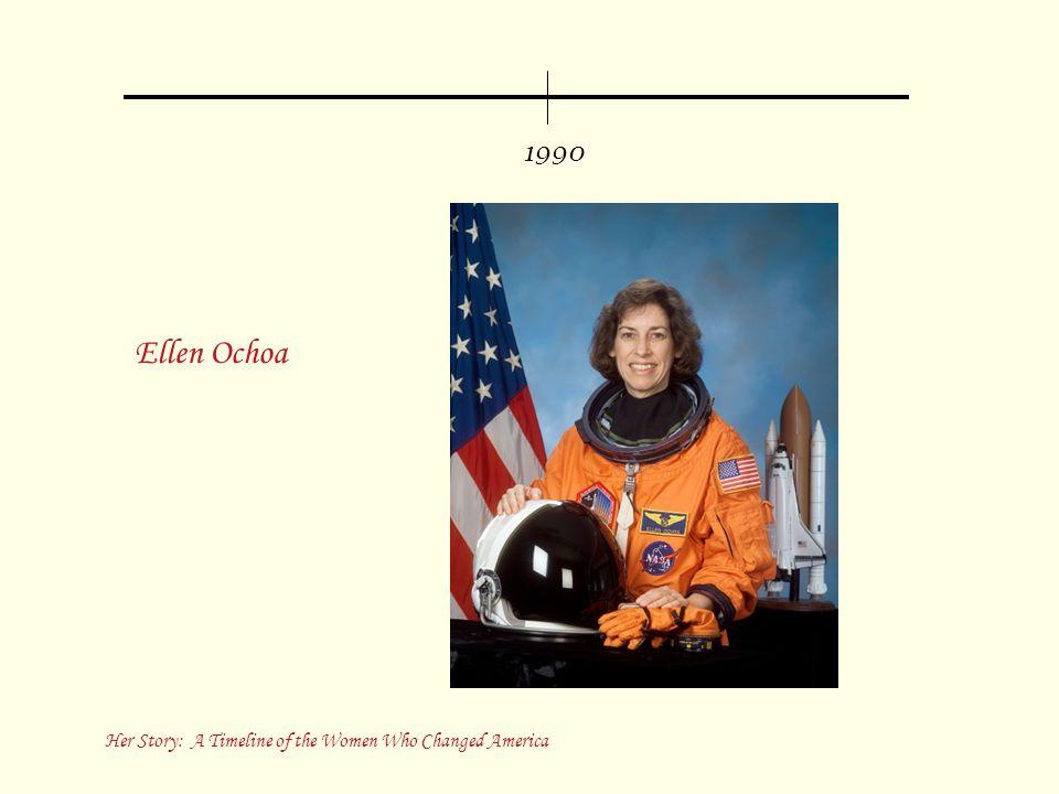 1990 Ellen Ochoa