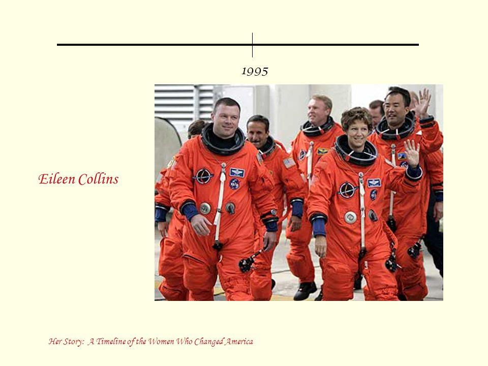 1995 Eileen Collins