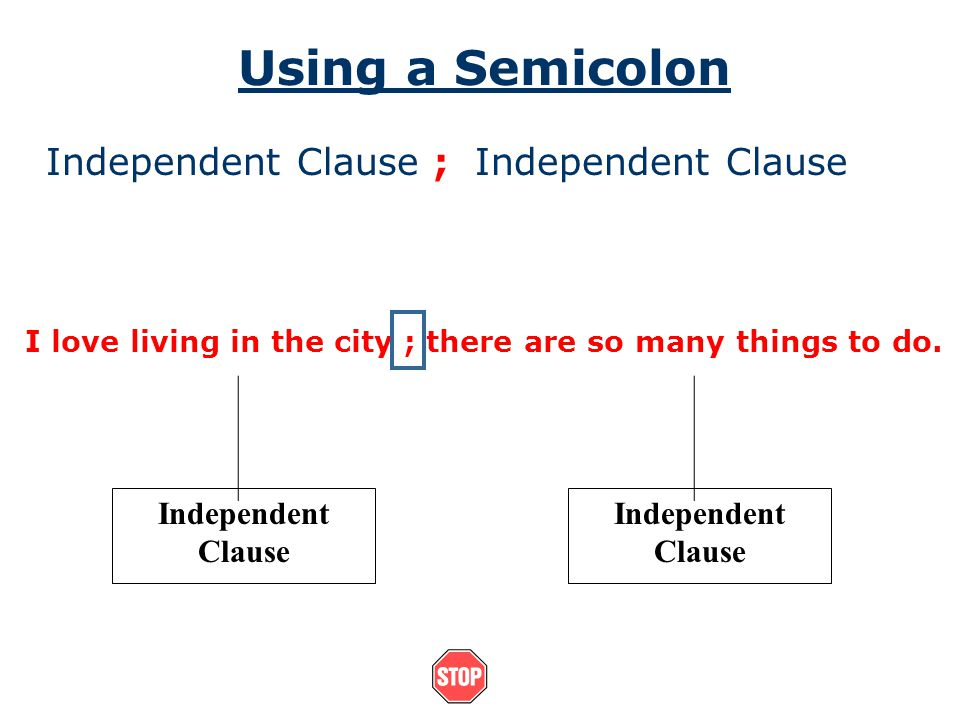 Compound Sentence You can make a compound sentence by joining two logically related independent clauses by using… - a semicolon - a coordinating conju