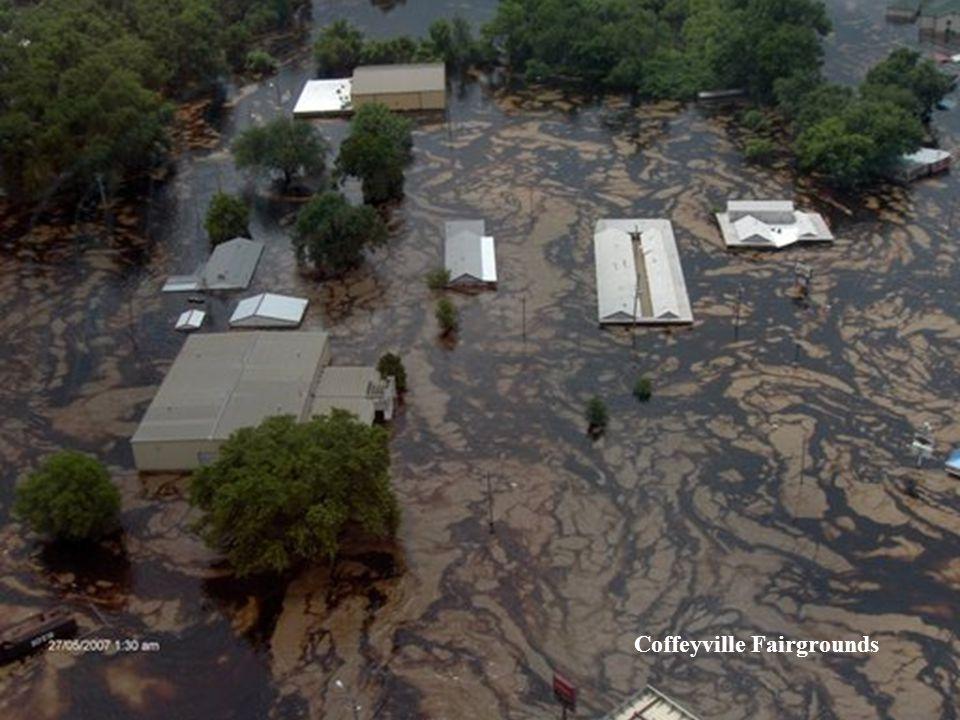 Coffeyville Flood – July 1, 2007