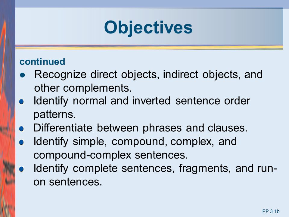 Compound-Complex Sentence A compound-complex sentence consists of more than one independent clause and one or more dependent clauses.
